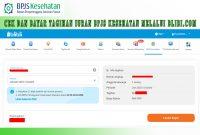 cek dan bayar tagihan iuran bpjs kesehatan melalui blibi.com