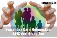Syarat dan Cara Melepaskan BPJS dari Orang Tua